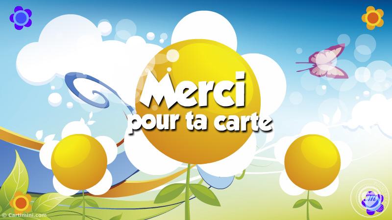 Fabulous Cartes merci virtuelles gratuites KM78