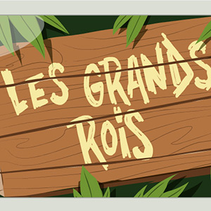 Carte Les Grands Rois