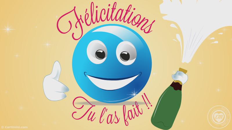 carte champagne flicitations - Carte Virtuelle Mariage Flicitations Gratuite